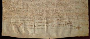 Digitalització de la col·lecció de pergamins del Monestir de Sant Daniel