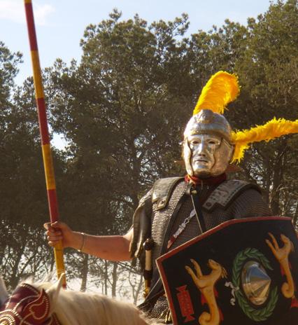 Fires, mercats i festivals de divulgació i recreació històrica a Catalunya.