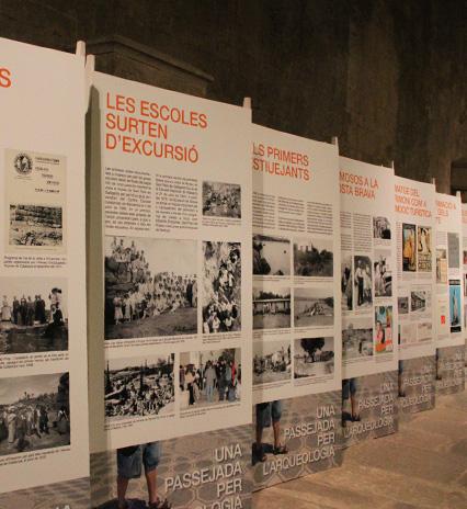 Anàlisi a partir de les bases de dades del Registre de Museus de Catalunya, Museus i Col·leccions de Catalunya, Inventari del Patrimoni Arqueològic
